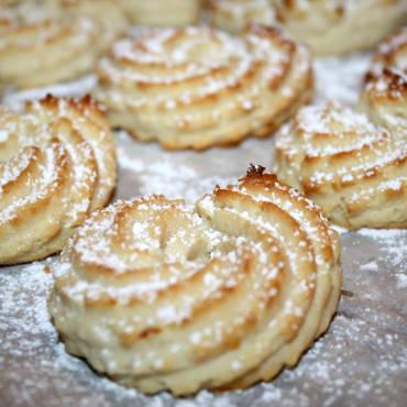 Blood Orange Italian Cookies