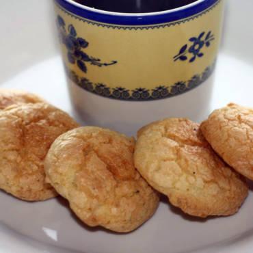 Dairy Free Cardamom Cookies