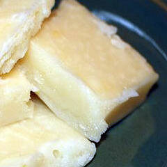 White Chocolate Lime Fudge