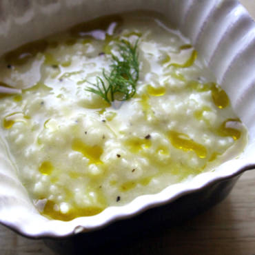 Baklouti Chili Avgelomono Soup
