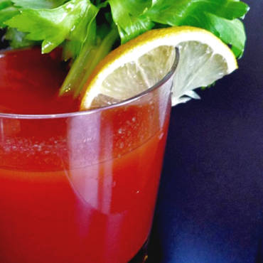 Neapolitan Herb Bloody Mary