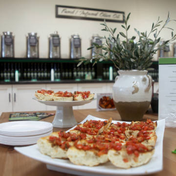 Gourmet-Experience-Olive-Store-Guelph-Dessert