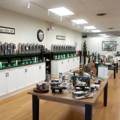 Olive Experience Store